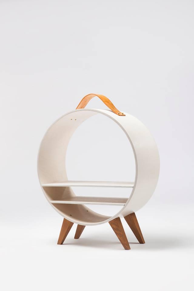 Talken Design ümmargused riiulid – ainulaadne Eesti disain