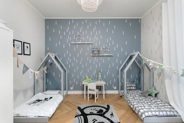Pilt 2 - Värvišabloon lapse tuppa