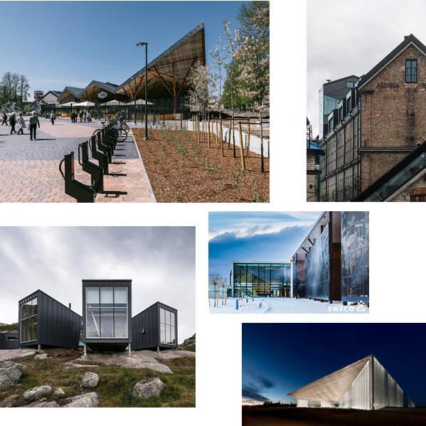 Eesti Arhitektide Liidu aastapreemiale kandideerib viis nominenti. Vaata fotosid