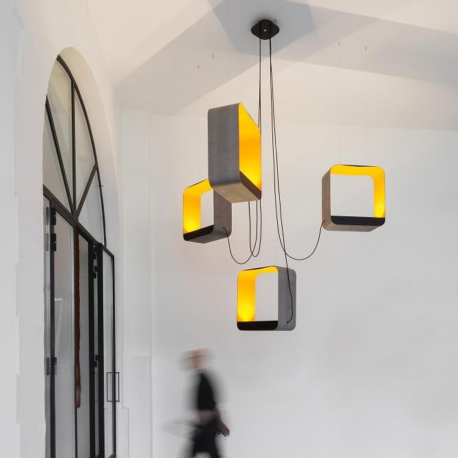 Uhke ilmega Design Heure valgustid