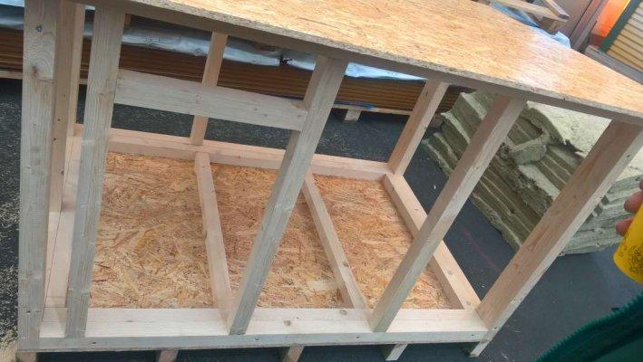 Pilt 2 - Korakuudi ehitamine