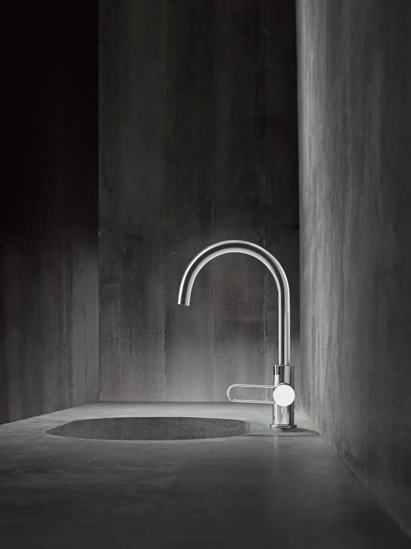 Pilt14-AXOR Uno vannitoasegistid ja -dušid: täiuslikkuseni viimistletud puhas disain