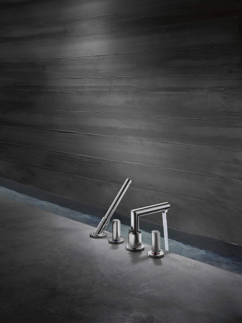 Pilt11-AXOR Uno vannitoasegistid ja -dušid: täiuslikkuseni viimistletud puhas disain