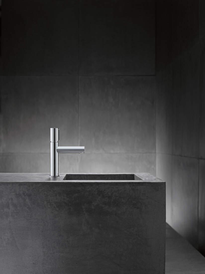 Pilt17-AXOR Uno vannitoasegistid ja -dušid: täiuslikkuseni viimistletud puhas disain
