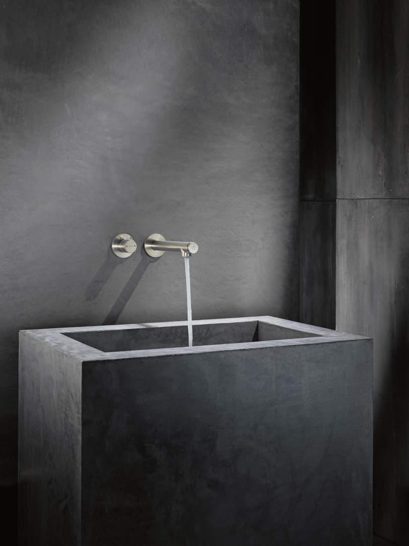 Pilt19-AXOR Uno vannitoasegistid ja -dušid: täiuslikkuseni viimistletud puhas disain