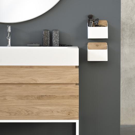 Täispuidust vannitoamööbel - teadliku sisustaja valik!