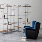STEEL FURNITURE - efektne värvilise metallraamiga mööbel