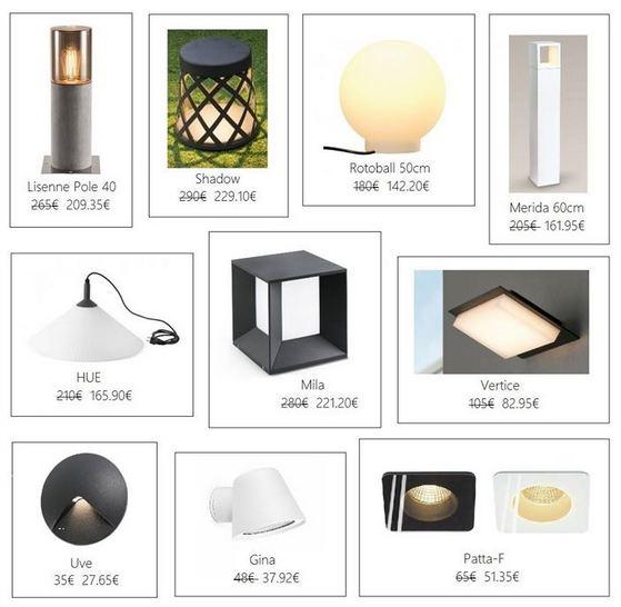 Light24.ee e-poes kõik välisvalgustid -21%
