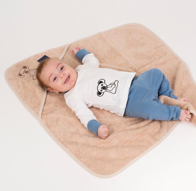 TUDU orgaanilised öö- ning voodiriided tagavad parima une Sinu lapsele!