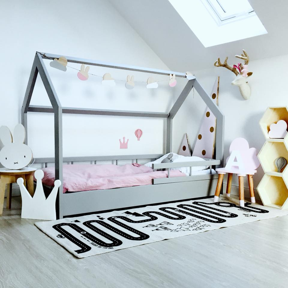 8 mõtet lapse toa kujundamiseks. Mööbel võiks olla mängu osa!
