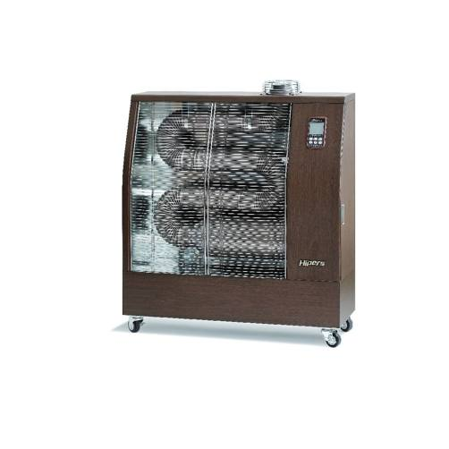 Edukalt külmale vastu infrapuna soojuskiirgur ahjuga!