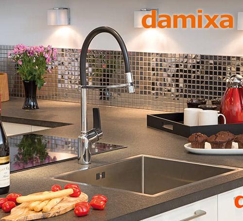 Kvaliteetne Damixa Slate Pro köögisegisti -30% kuni 31.03