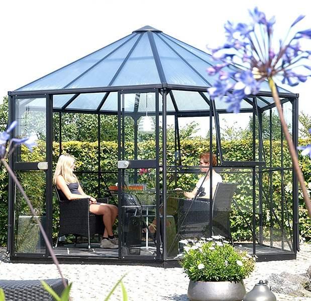Kasvuhoone pidamine kui meeldiv harrastus või koht, kus koos sõpradega aega veeta