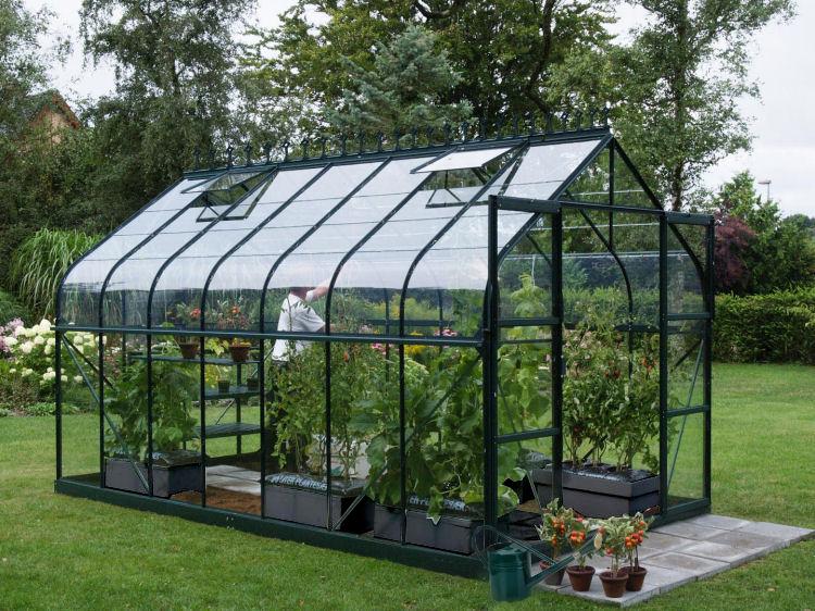 Kasvuhoone kui hobi!