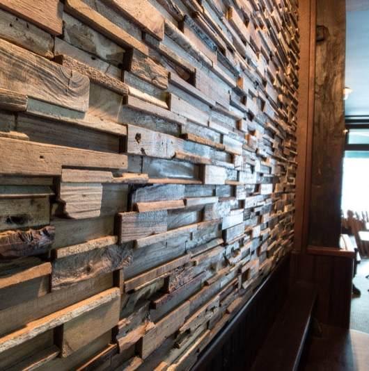 Unikaalsed tiigipuust seinapaneelid ja seinalauad