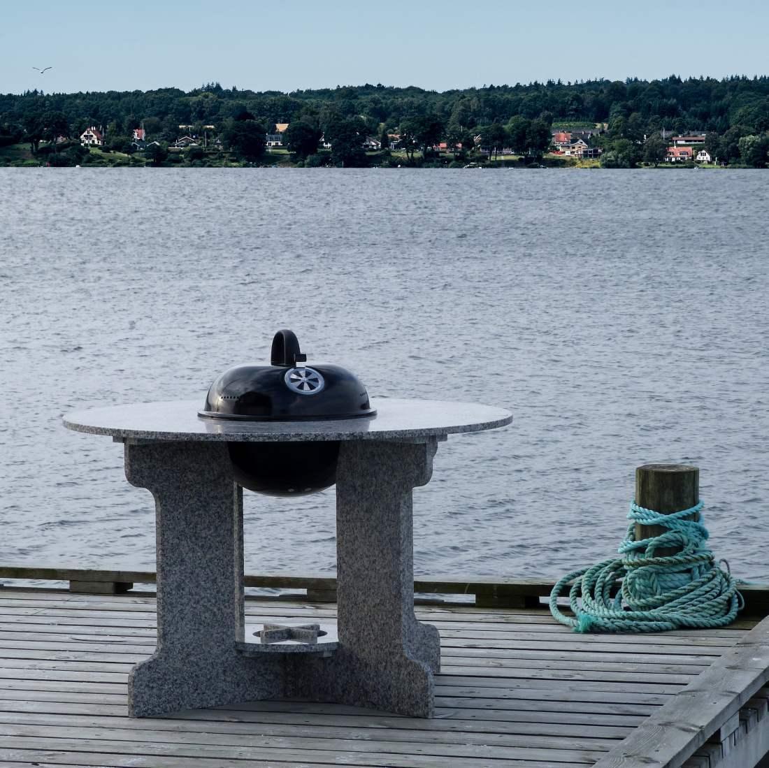 Kivist grill-laud on ilus ja praktiline valik igasse koduaeda