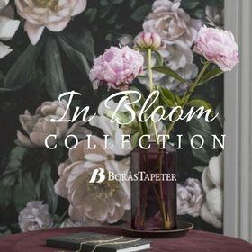 Rõõmsalt lilleline tapeedikolletsioon IN BLOOM