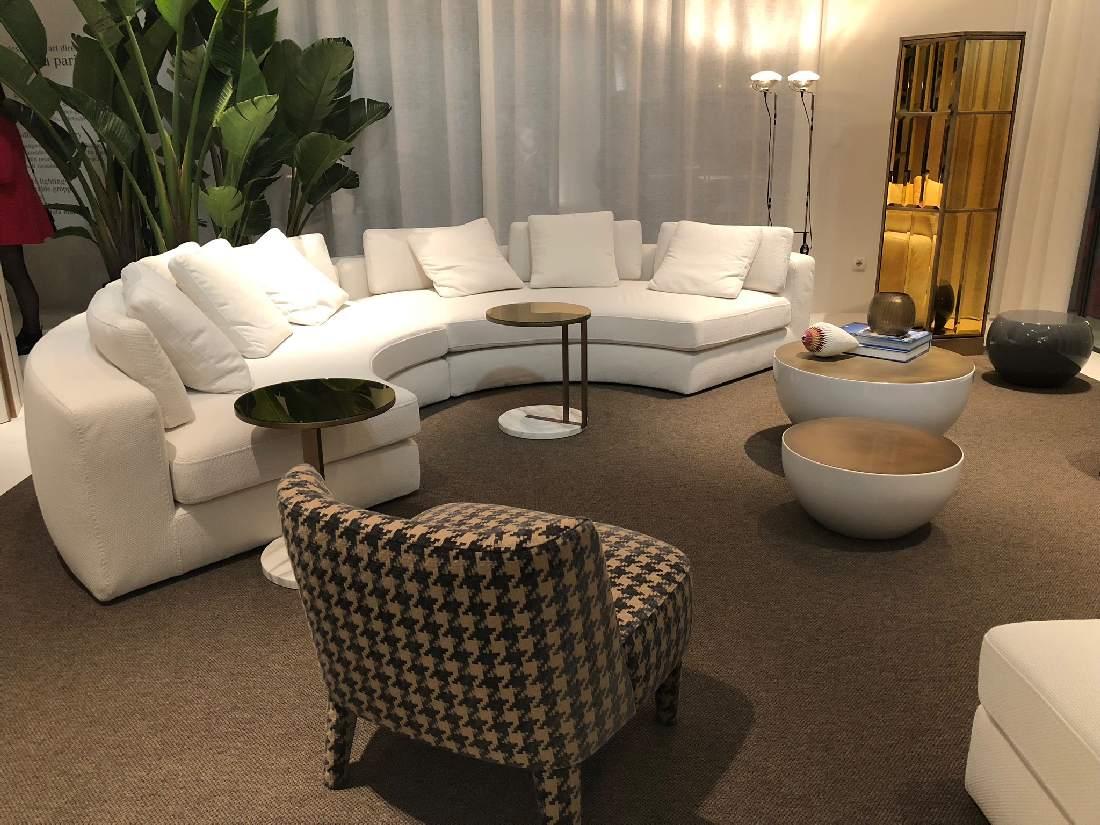 Muljeid mainekalt Milano mööbli- ja sisustusmessilt iSaloni 2018