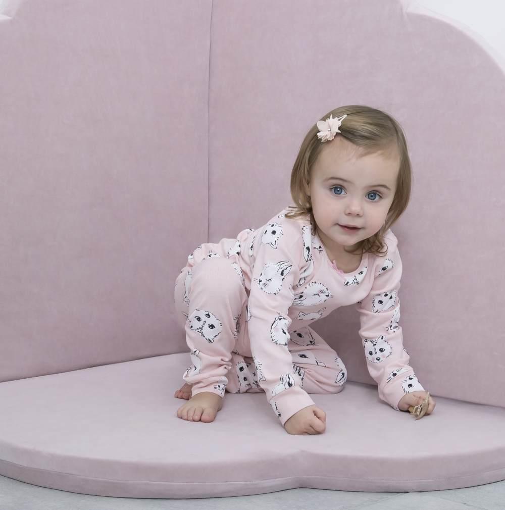 MISIOO mängumatt - mugav ja turvaline mänguaja pikendajad väikelapsele