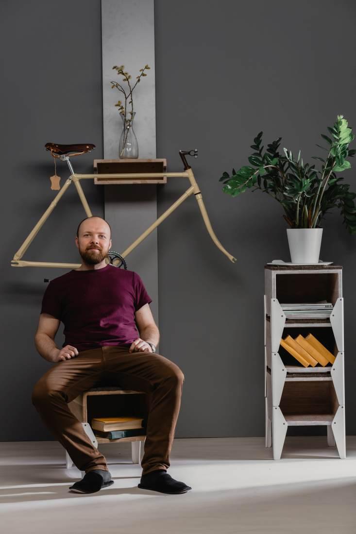 tammepuust disainmööbel