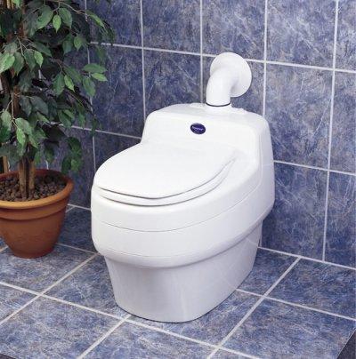 SEPARETT: сухой - туалет без запаха