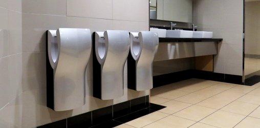 Pilt 3 - MEDICLINICS avaliku ruumi kätekuivatid, dosaatorid, vannitoatarvikud