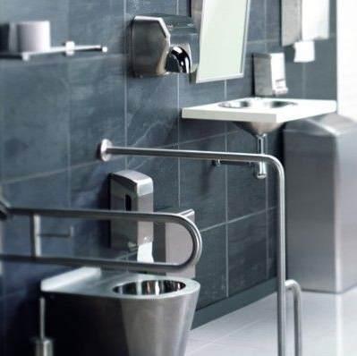 MEDICLINICS avaliku ruumi kätekuivatid, dosaatorid, vannitoatarvikud