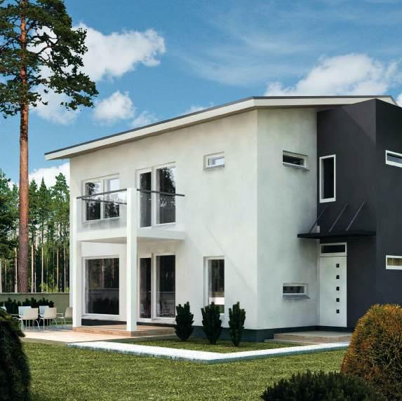 Kas bauroci müüriplokkidest on võimalik ehitada liginullenergiamaja?