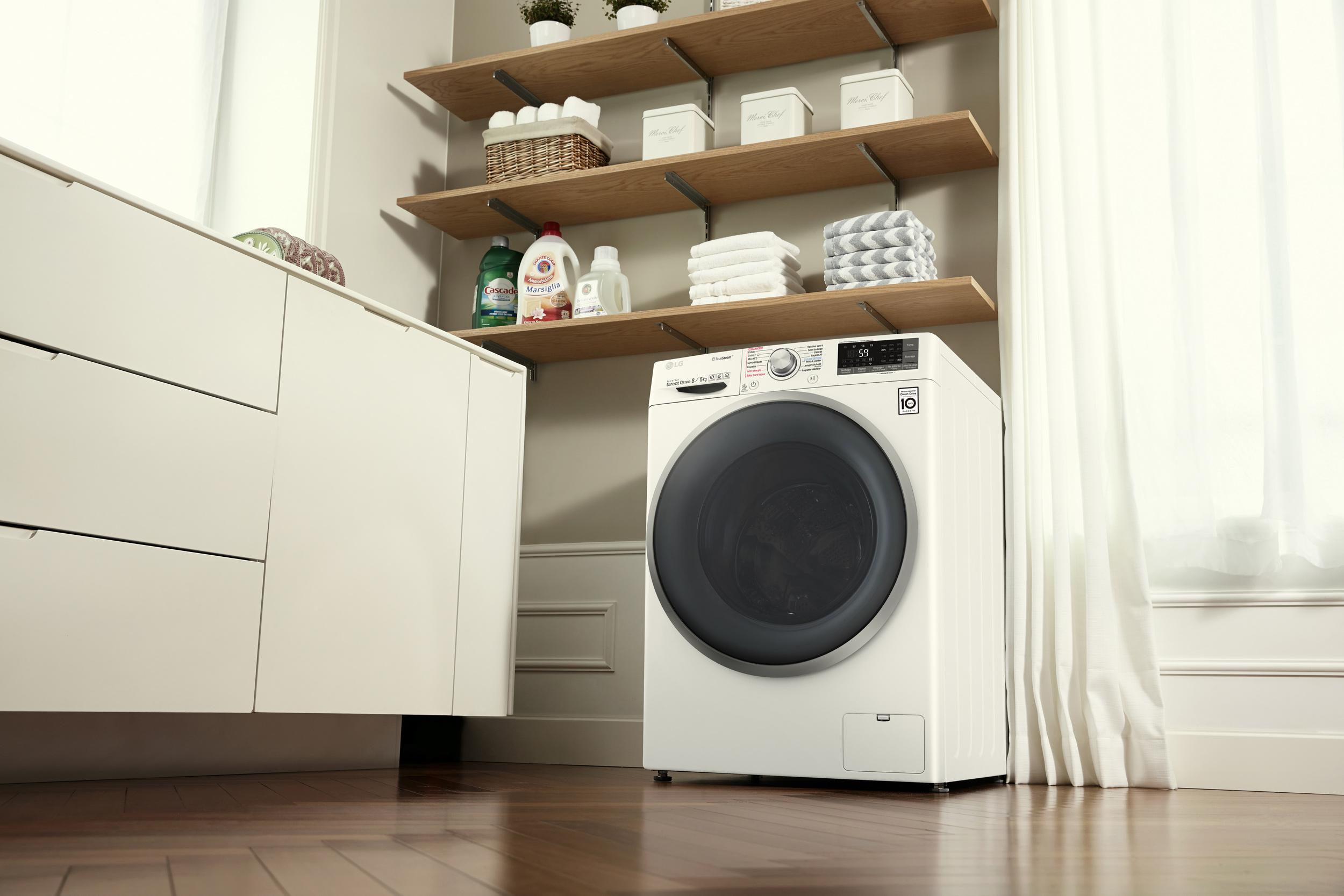 Tehnikaekspert õpetab, kuidas ajasäästlikult pesu pesta