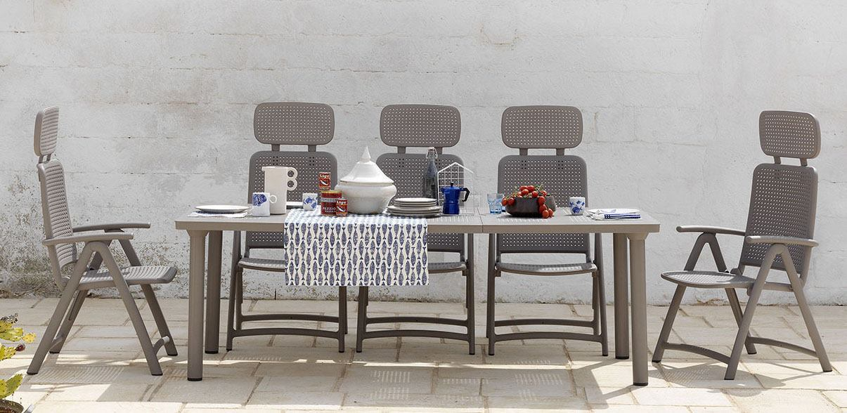 Kas terrass on grillihooajaks mööbleeritud?