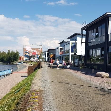 Populaarne Soome elamumess toimub Pori linnas