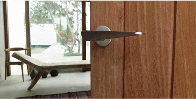 Pilt 10 - Дверные ручки FROST