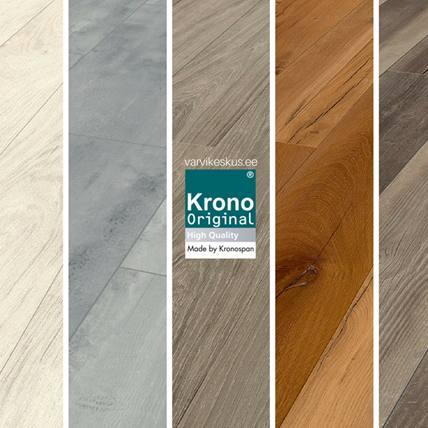 Kvaliteetsed ja vastupidavad põrandad Värvikeskusest