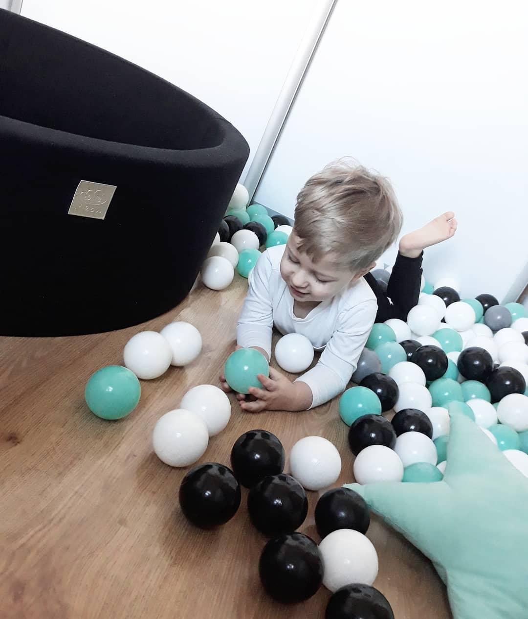 Pallimeri köida lapse tähelepanu pikka aega