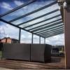 Varikatus ja klaasitud terrass võimaldab õueaega pikendada
