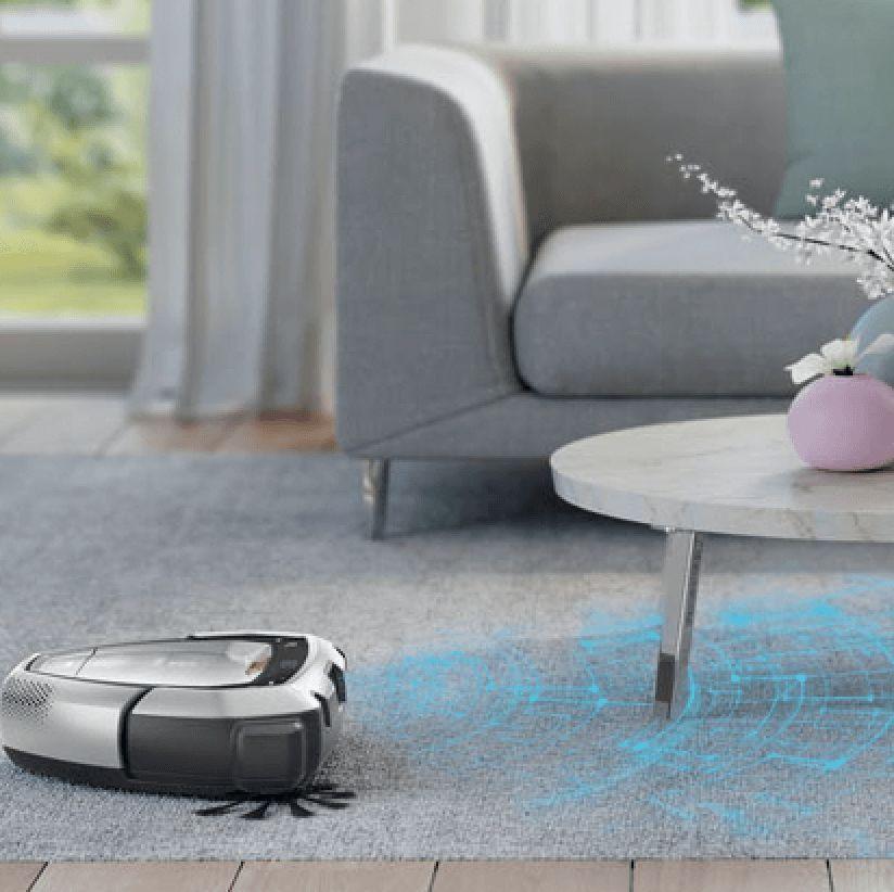 Pisike aga tõhus - robottolmuimeja Electrolux Pure9 3D Vision