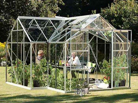 Pilt 3 - Kasvuhoone-aiamaja Vitavia