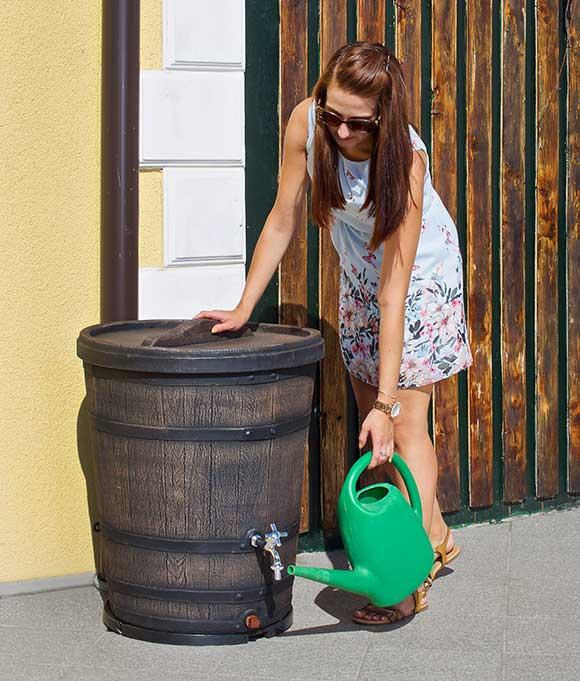Kraaniga vihmavee kogumise nõu
