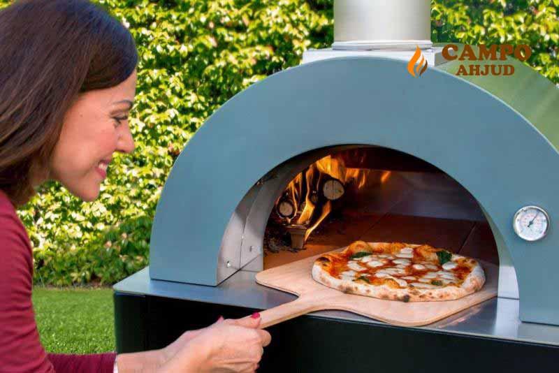 Ideaalne ahi pizza küpsetamiseks välitingimustes!