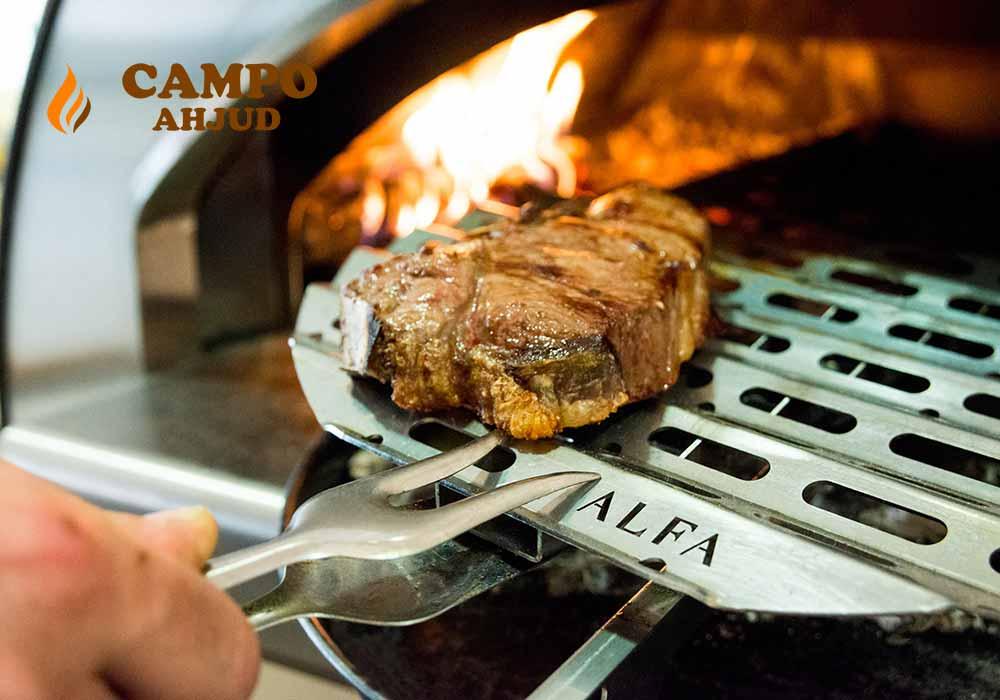 Ideaalne ahi grill-liha valmistamiseks!