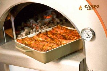 Pilt 6 - CAMPO kuppelahjus saab valmistada kõiki toite