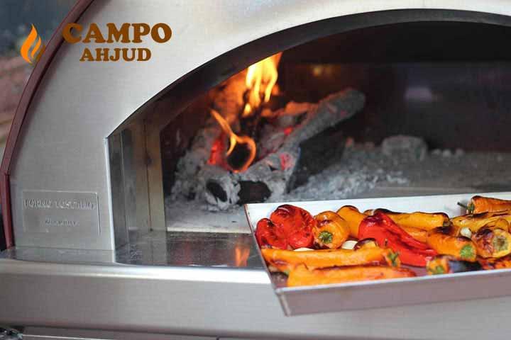 Pilt8-CAMPO kuppelahjus saab valmistada kõiki toite