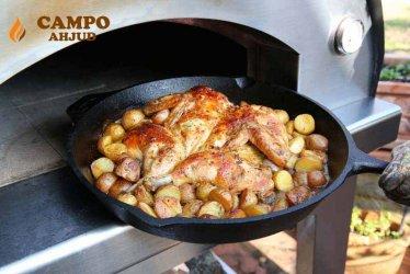 Pilt 5 - CAMPO kuppelahjus saab valmistada kõiki toite