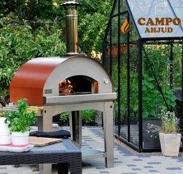 CAMPO kuppelahjus saab valmistada kõiki toite