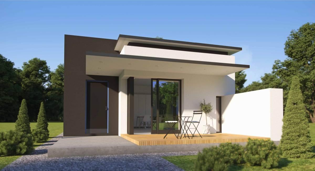 Väiksed, kuid funktsionaalsed majad muutuvad aina populaarsemaks.