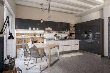 Pilt 8 - Köögimööbel Itaalia tootjalt.