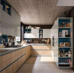Super kvaliteediga köögimööbel Itaalia tipptootjalt