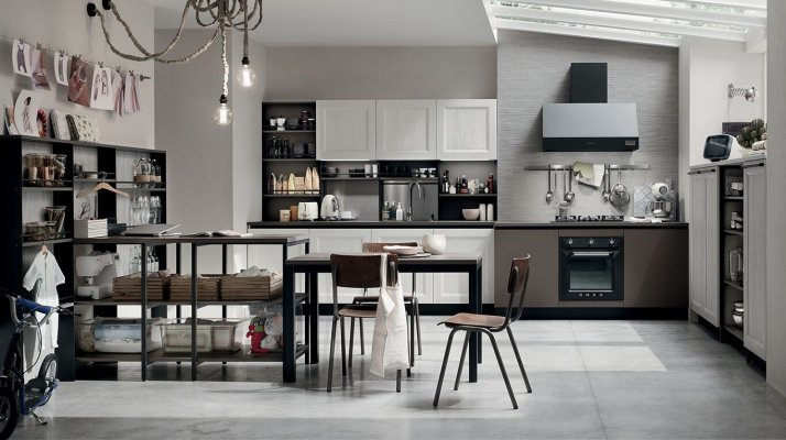Pilt 6 - Itaalia suurtootja Veneta Cucine köögimööbel