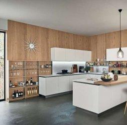 Super kvaliteediga köögimööbel Itaalia tipptootjalt 6 nädalaga