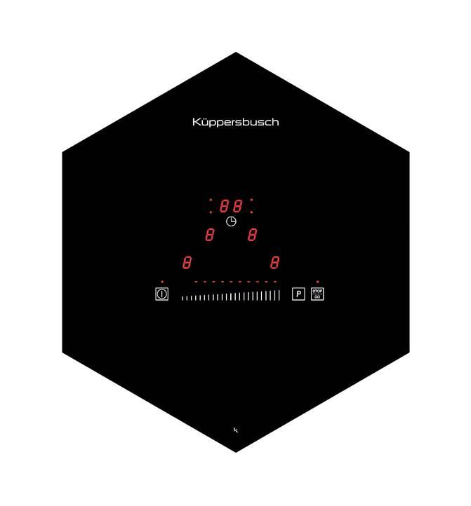 Pilt2-Küppersbusch KÄRG induktsioonplaat – unikaalne alternatiiv klassikalisele pliidiplaadile